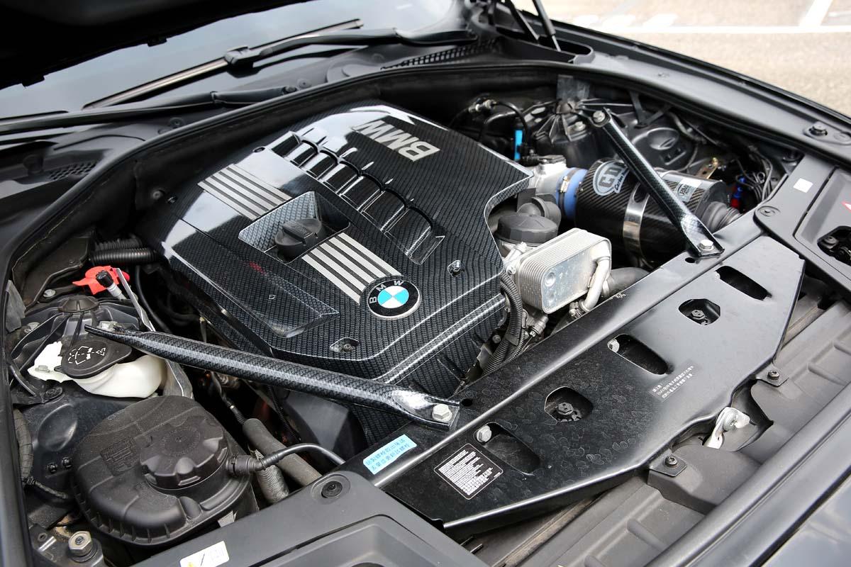 第一眼就愛上 全面武裝BMW F10 Mi5Sion