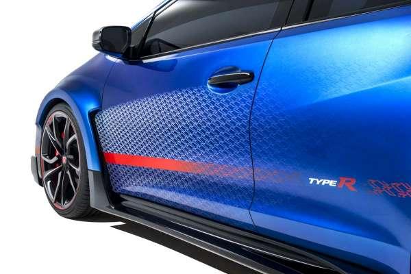 歷代最強來台有望 Civic Type R Concept II