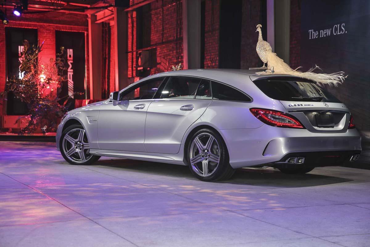 美型掛帥 M.Benz CLS CLS Shooting Brake上市