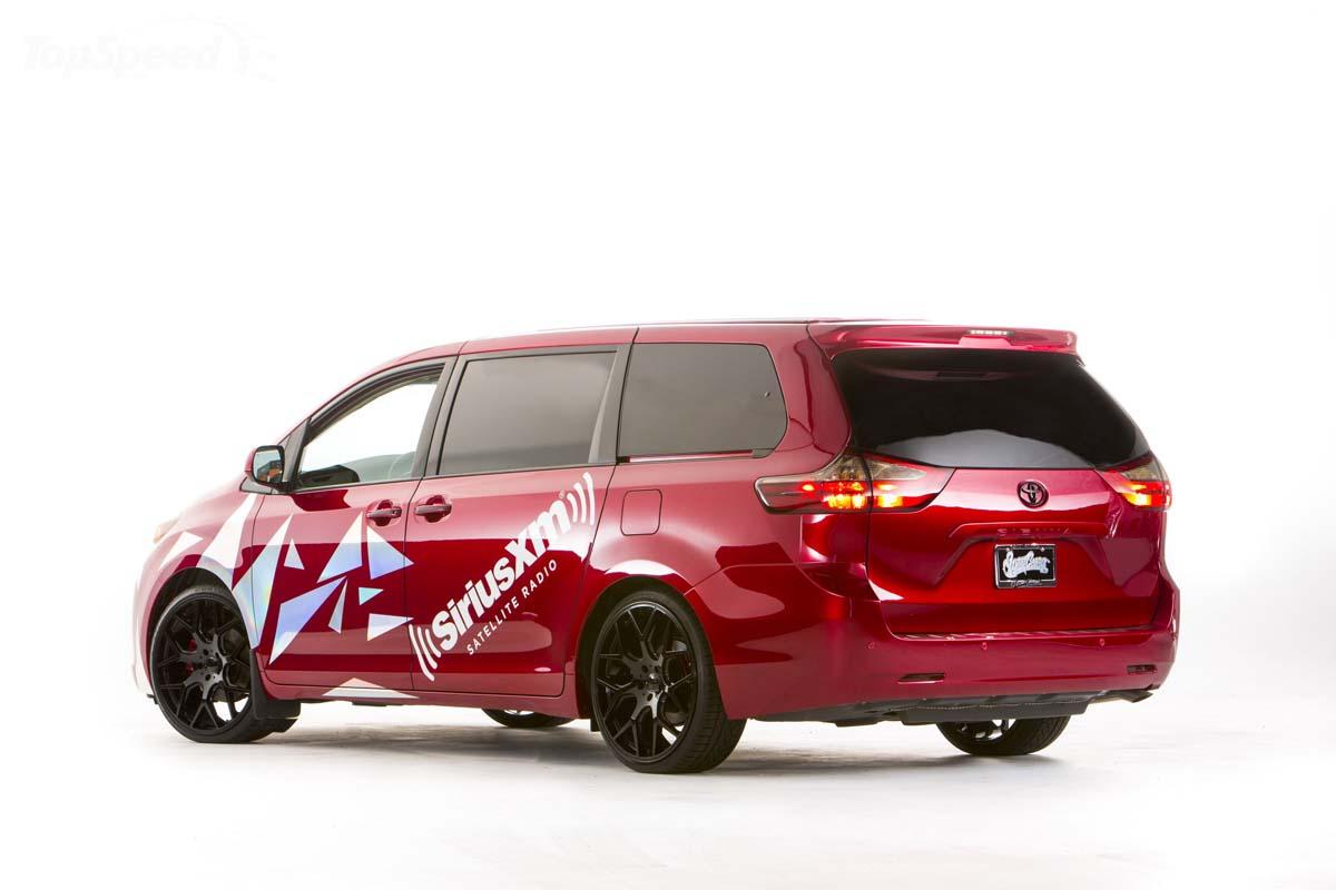 行動搖頭音樂吧 Toyota Sienna Remix