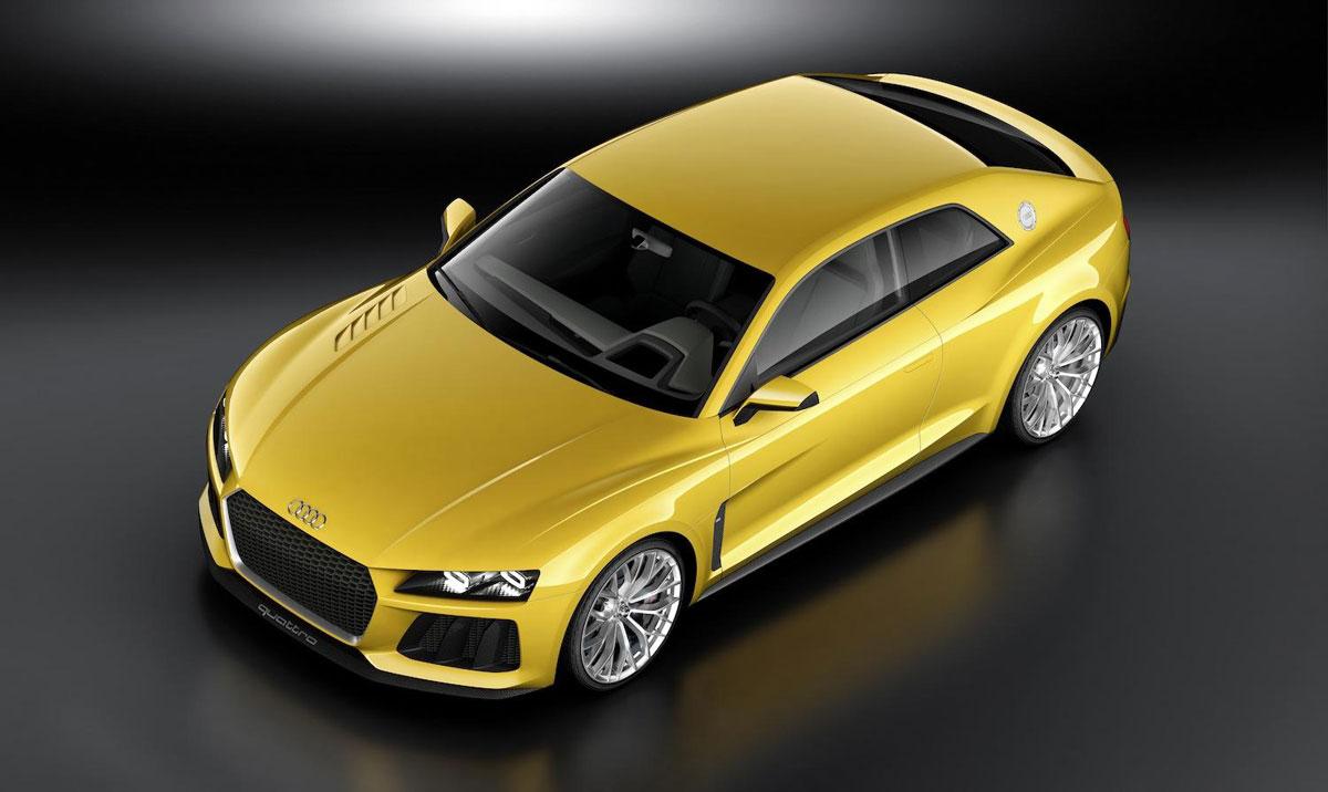 油電怪獸又一發 700HP Audi Sport Quattro