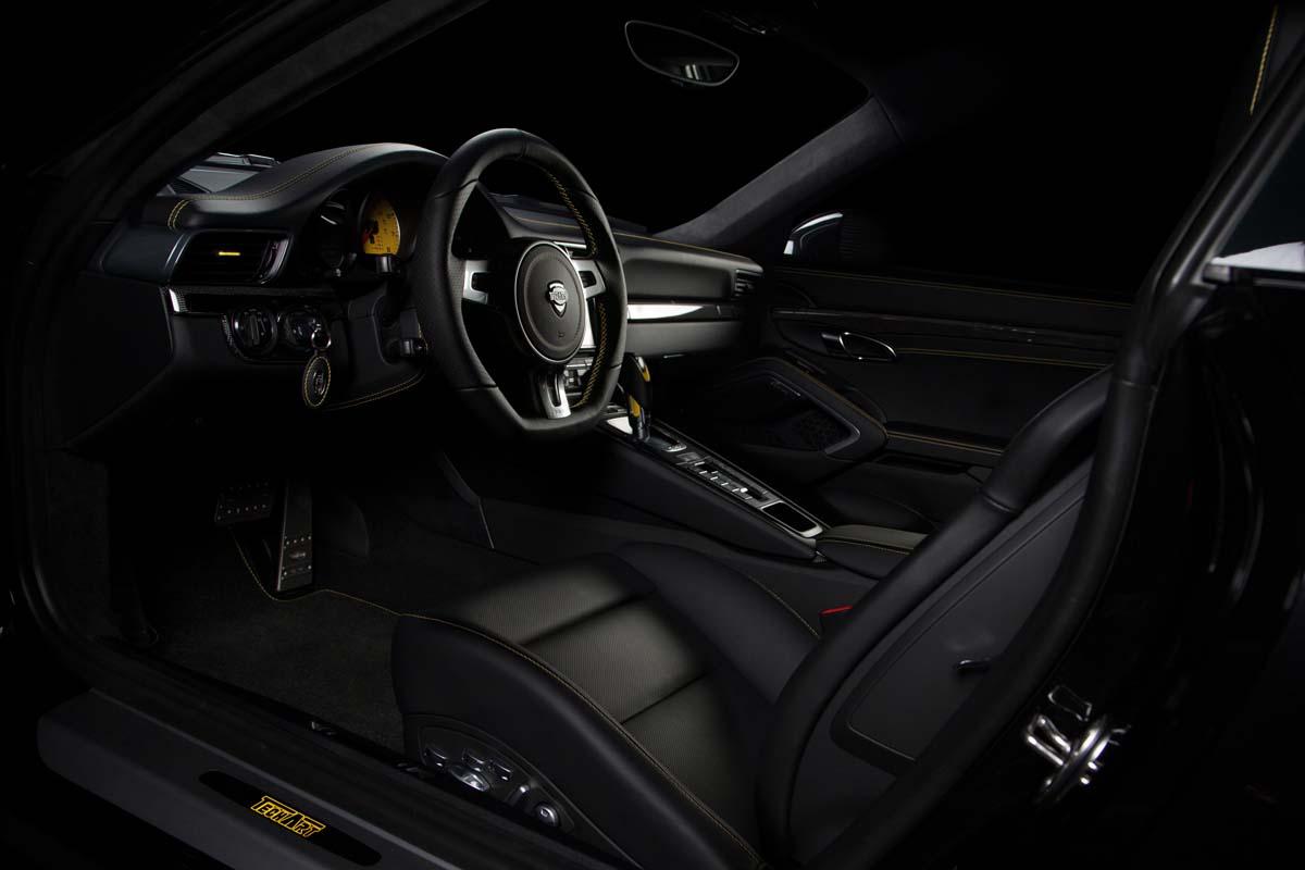 Porsche御用個性改裝 Techart磅礡來台