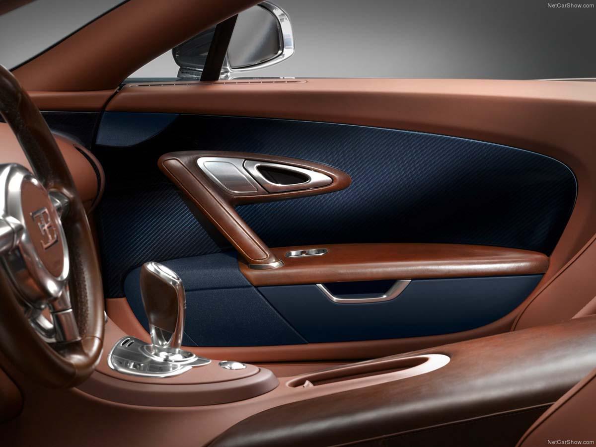 Bugatti Veyron Ettore Bugatti 創辦者致敬的最後傳奇