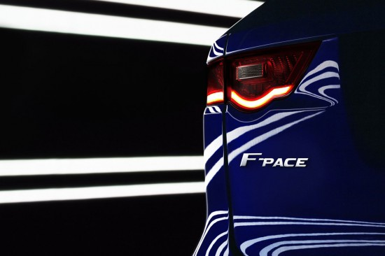 終極實用 Jaguar F-Pace預告