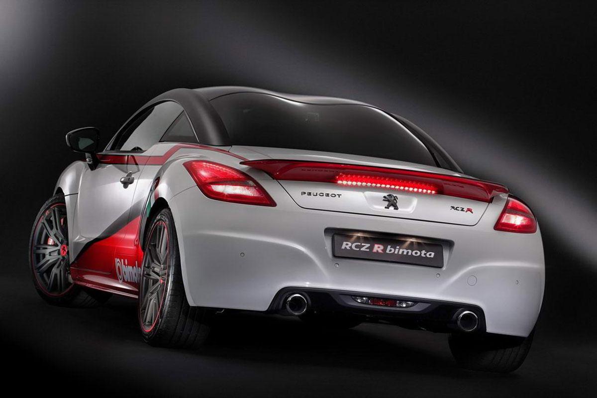 聯手更強悍 Peugeot RCZ R Bimota特仕版