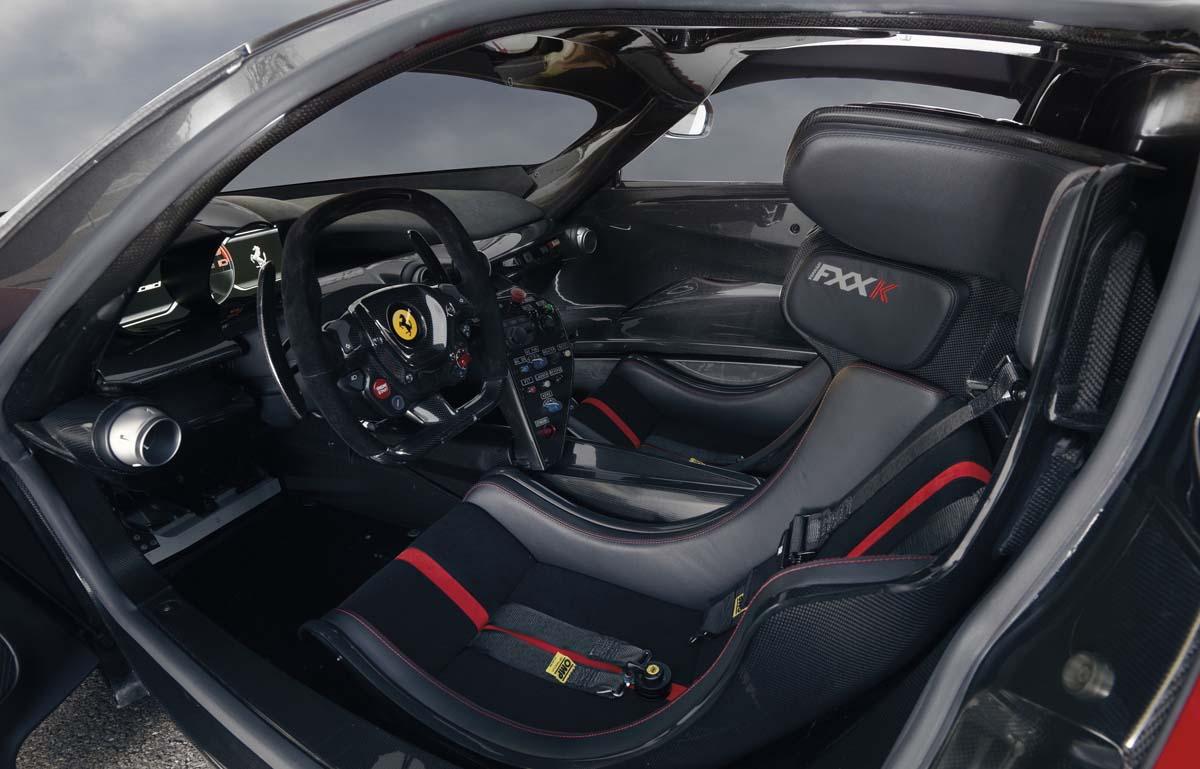 帥到想罵人 疾速戰機 Ferrari FXX K