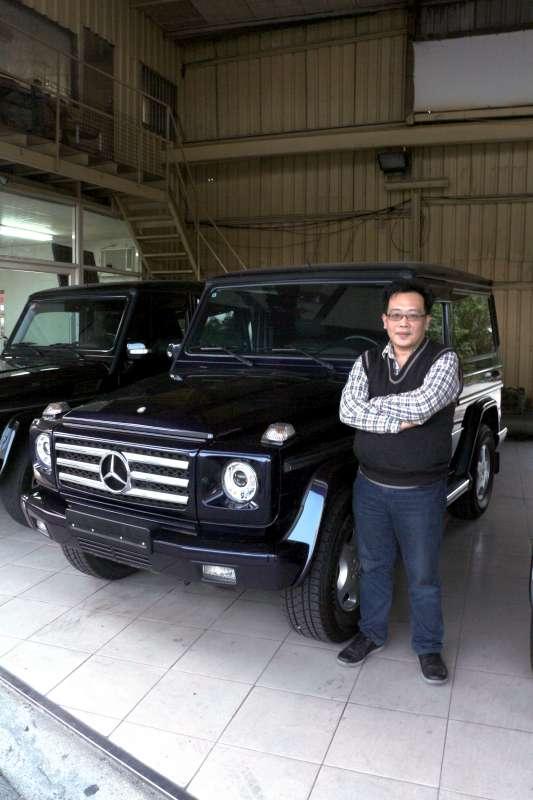 M.Benz G-Class越野王者老來俏